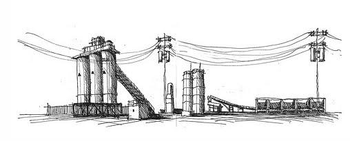 Paisajes Industriales Donde Est Houdini